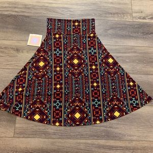 •LulaRoe• Azure skirt